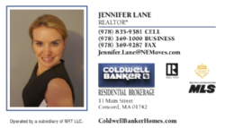 Jennifer Lane, Realtor