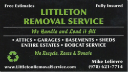 Littleton Removal Service